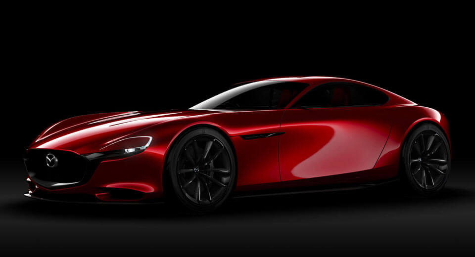 Mazda Kai Concept: Here It Is