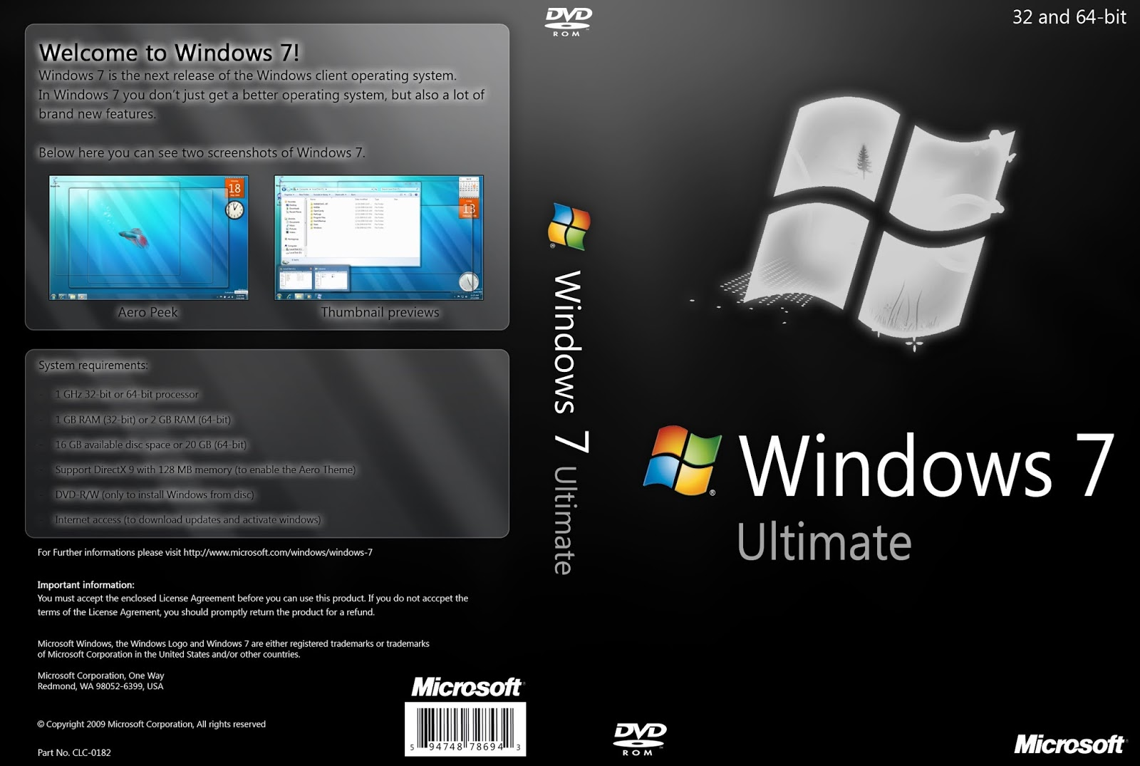 Windows 7 ultimate free download iso 32 / 64 bit | download. Hr forum.