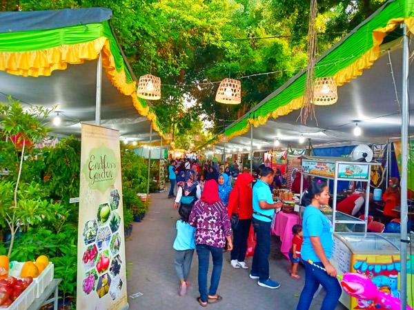 stan kuliner dan tanaman ppd 2019