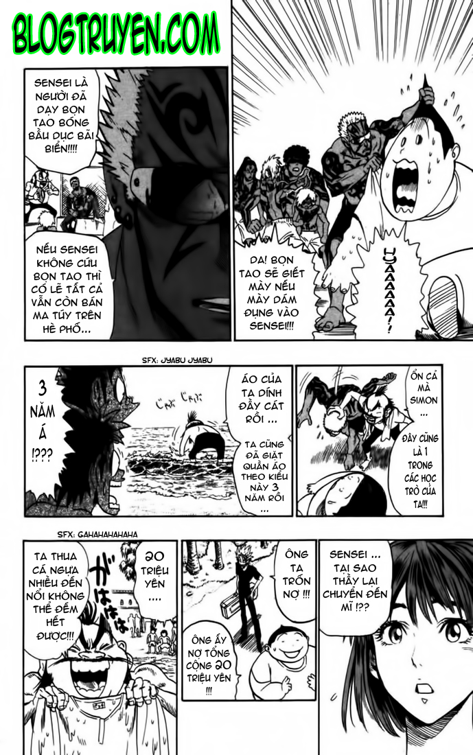 Eyeshield 21 chapter 75 trang 6