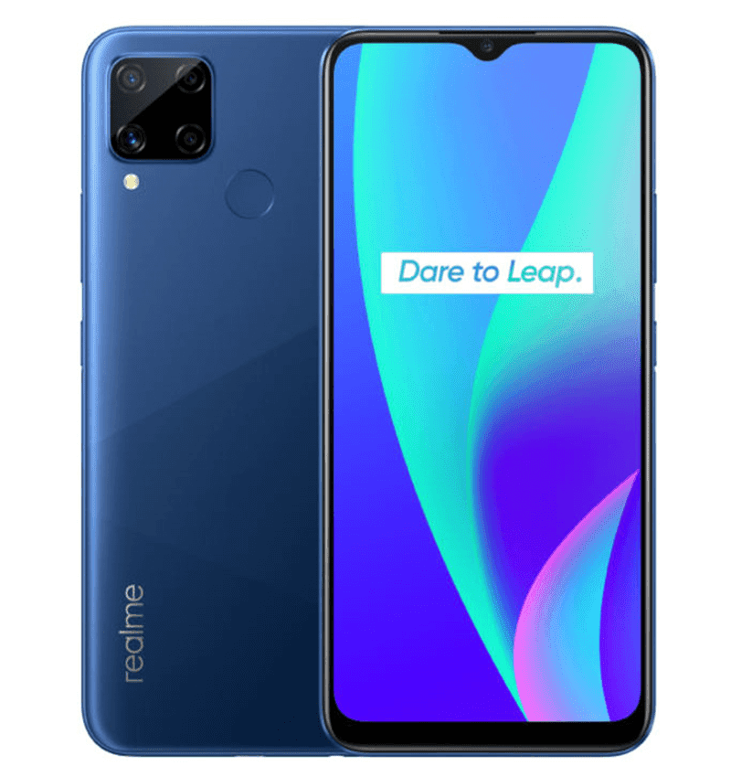 realme C15 with quad-cam and 6,000mAh battery released