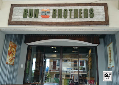 Bun Of Brothers: My Saturday Food Discovery in Marikina
