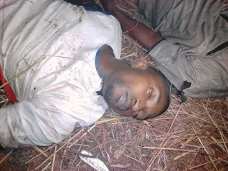 Photo: Who knows this youngman? He, two others were killed in accident last night in Benue State