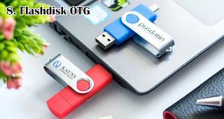 Flashdisk OTG merupakan salah satu jenis flashdisk unik yang cocok dijadikan souvenir