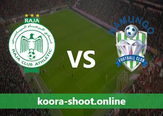 بث مباشر مباراة نامونجو والرجاء الرياضي اليوم بتاريخ 21/04/2021 كأس الكونفيدرالية الأفريقية