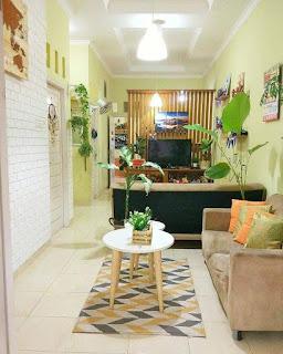 Warna Cat Rumah Minimalis Nuansa Putih
