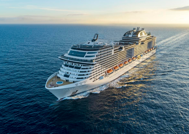 Msc Crociere estende al 2021 gli itinerari di Grandiosa ...