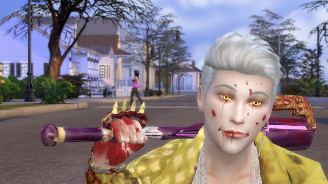 Dead by Daylight Trickster Sims 4 Fan Kit Download