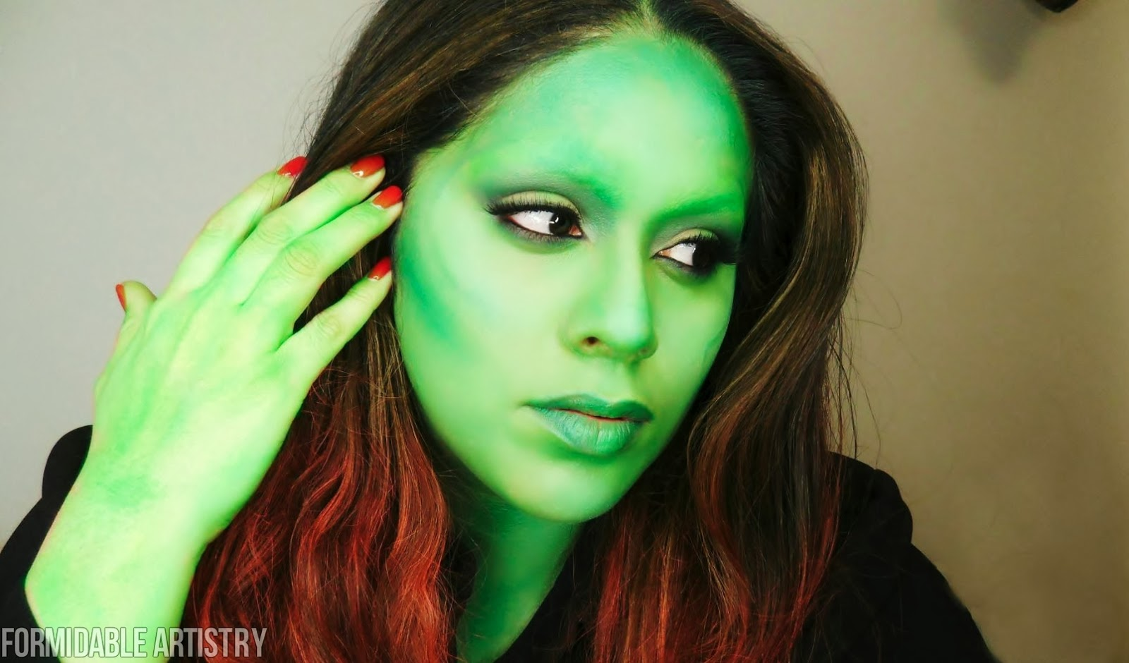 Formidableartistry Guardians Of The Galaxy Gamora