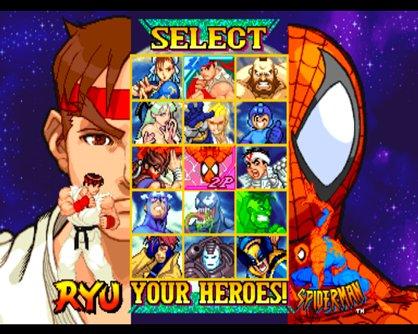 The next Marvel vs  Capcom needs to be Funky and Stylish