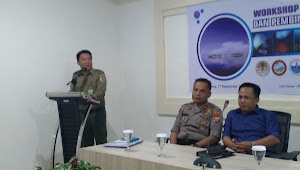 Ka. Balai TNTBR Buka Workshop Kemitraan Konservasi Dan Pembinaan Kelompok Masyarakat  Nelayan Kawasan Takabonerate