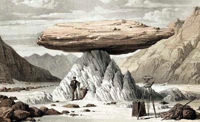 James Forbes Mer de Glace 1842