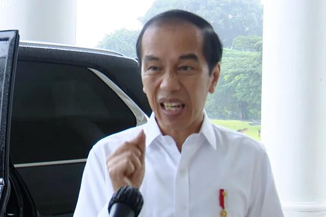 Mensos Rampok Dana Bansos, Jokowi Geram: Saya Sudah Ingatkan Sejak Awal, Itu Uang Rakyat!
