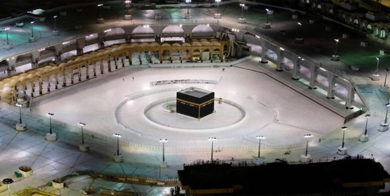 الصلاة بالحرم المكي في زمن كورونا,بالفيديو : هكذا أصبحت الصلاة بالحرم المكي في زمن كورونا,Makkah TV Live Online 24/7