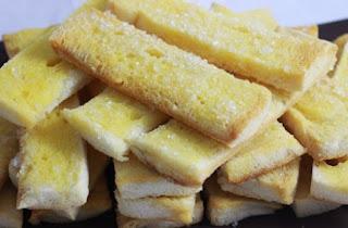 Resep Cara Membuat Roti Kering