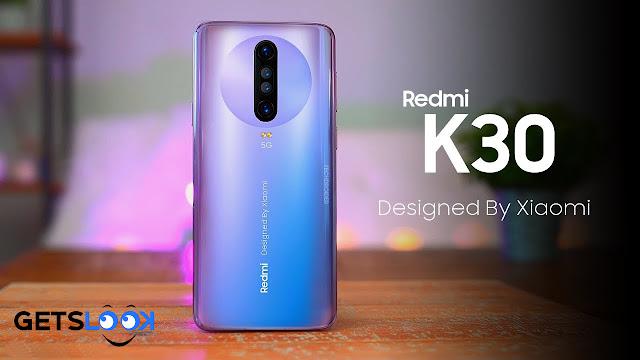Xiaomi Redmi k30 - Getslook.com/