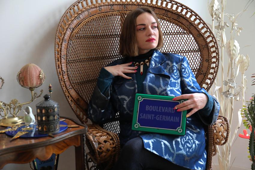 Interview With Turkish Fashion Designer Of Yazbukey