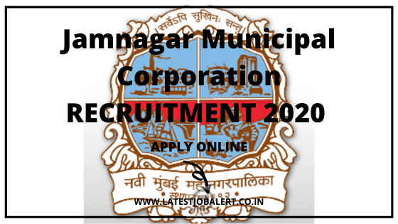JMC Job: Jamnagar Municipal Corporation Recruitment 2020 Various post Lab Technician, Pharmacist & Other online form|Apply online