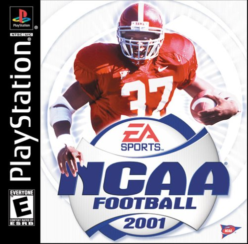 NCAA Football 2001 - PS1 - ISOs Download