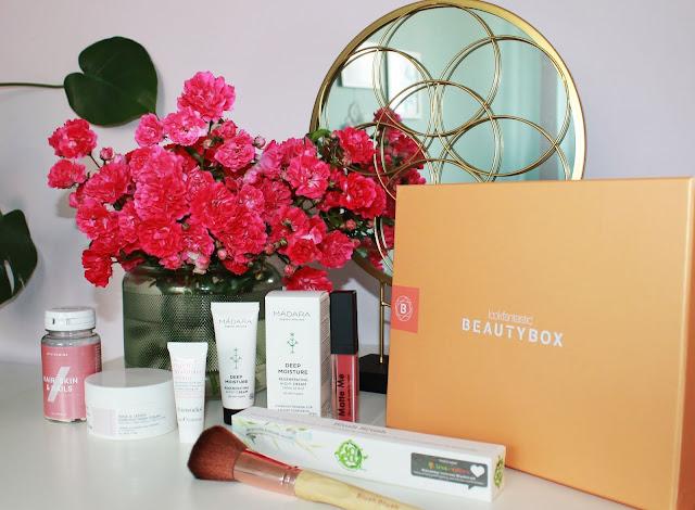 lookfantastic Beauty Box lipcowa edycja Sun kissed