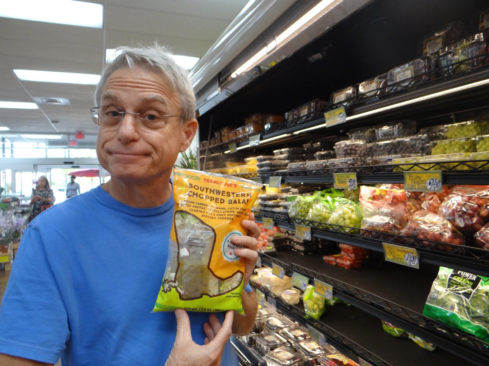 Trader Joe's 365: Southwestern Chopped Salad