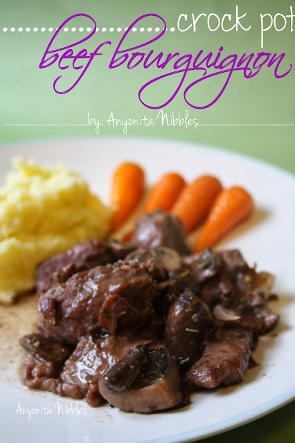 Crock Pot Beef Bourguignon from www.anyonita-nibbles.com