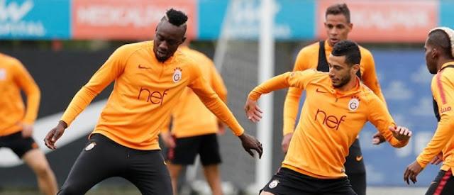 Galatasaray'ın Rizespor kadrosu