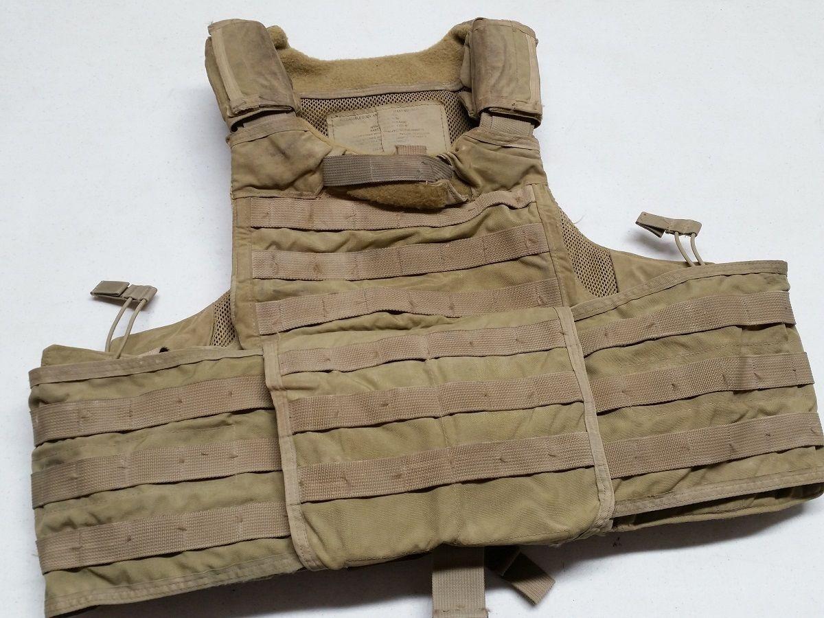 Webbingbabel Bae System Rbav Releasable Body Armor Vest