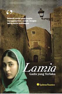 LAMIA; GADIS YANG TERLUKA EDISI 2