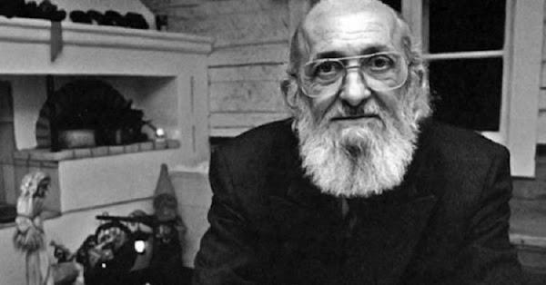 Paulo Freire: Hay una inmoralidad radical en la dominación, en la negación del ser humano