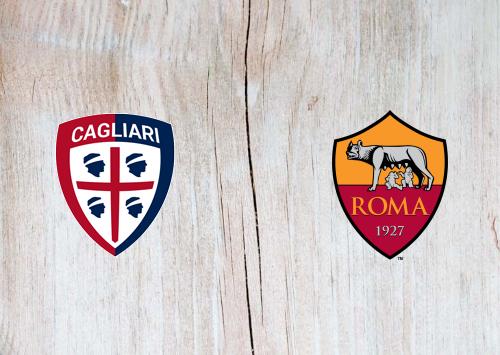 Cagliari vs Roma Full Match & Highlights 1 March 2020