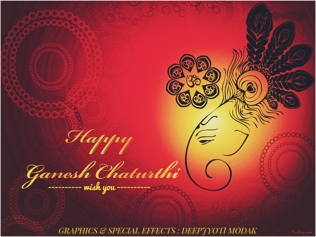 Happy Ganesh Chaturthi Wishes Images 2019
