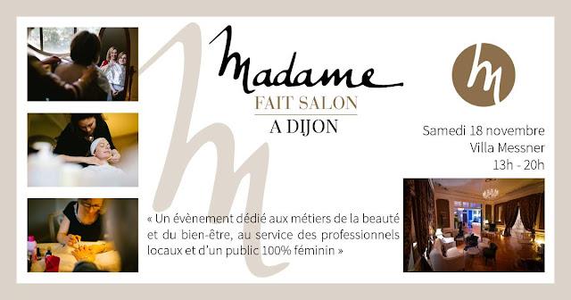 à Dijon, événement féminin beauté et bien-être
