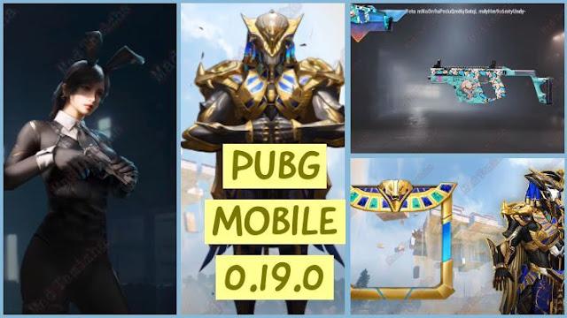 PUBG Mobile 0.19.0 güncellemesi: Sezon 14 için yeni çerçeveler ve kıyafetler!