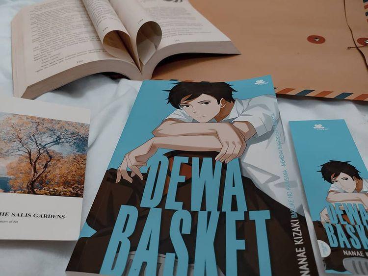 Review Buku : Dewa Basket