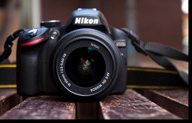 Spesifikasi dan Harga Kamera Dslr Nikon D3200
