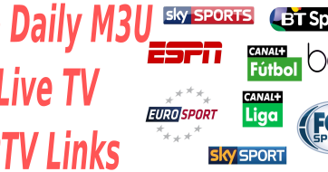 Free Daily M3U Playlist 17 December 2017 - IPTV Links