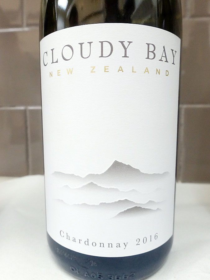 Cloudy Bay Chardonnay 2016 (92 pts)