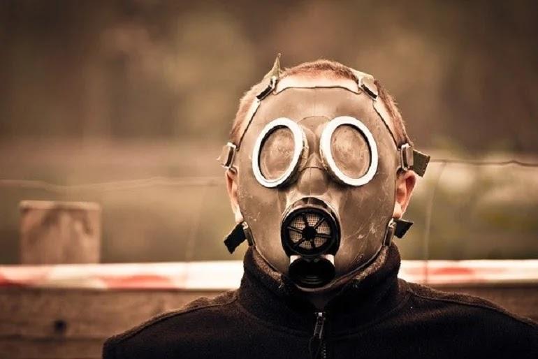 masker keamanan untuk hindari Corona