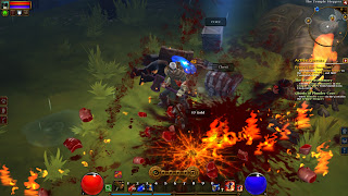 Torchlight 2 Engineer 2H Flame Hammer Build