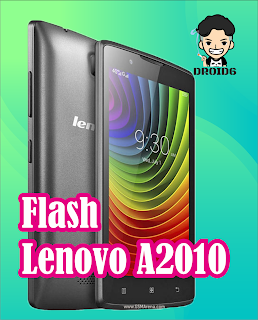 Cara Flash Lenovo a2010-a