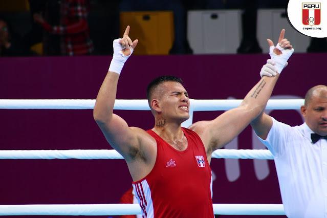 Boxeo: José María Lúcar confirma su presencia en Tokio 2020