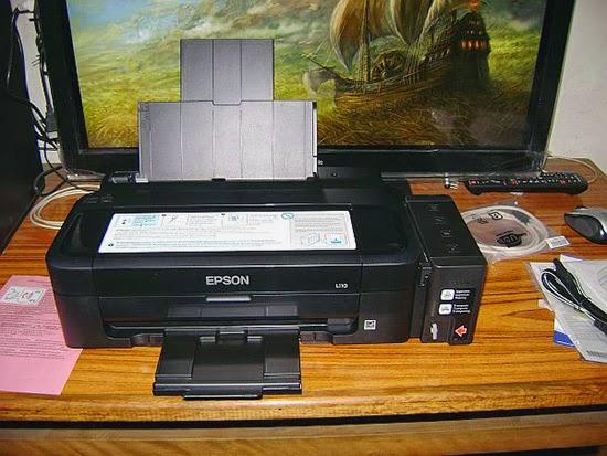 resetter epson l110 printer