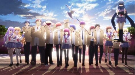 0 - Angel Beats Subtitle Indonesia Batch Episode 1-12 + OVA