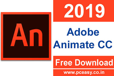 Adobe Animate CC 2019 Download Latest for Windows 10, 8, 7