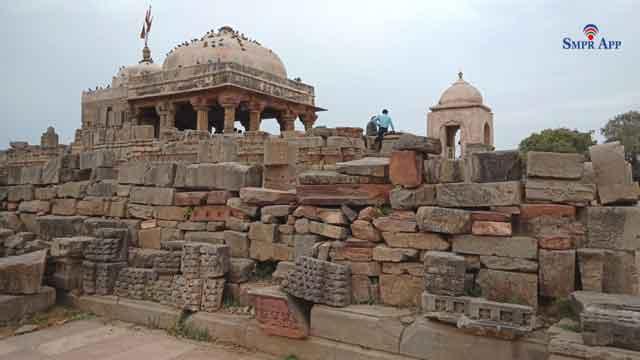 harshat mata temple abhaneri dausa