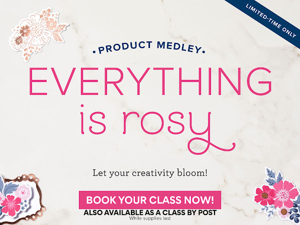 Everything Is Rosy LIMITED TIME CLASS NOW AVAILABLE