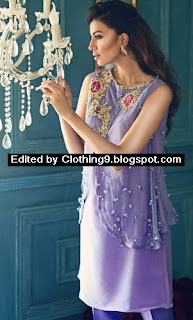 Teena by Hina Butt eid dress collection