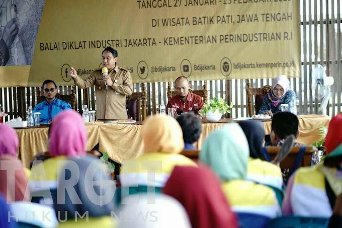 Dari Pelatihan Batik, Wabub Harapkan Muncul Inovasi Batik Khas Pati