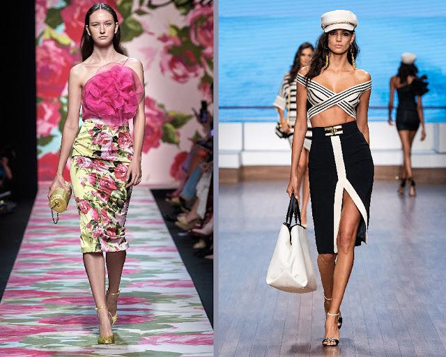 Модная Юбка на лето 2020 1